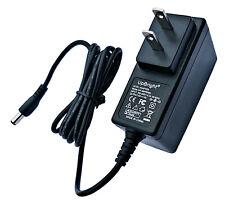 AC Adapter For Waldorf Pulse Plus+ Desktop Analog Mono Synthesizer Power Supply