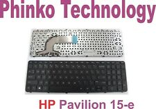 Keyboard for HP Pavilion 15-G,15-R Series,250 G3,255 G3 With Frame