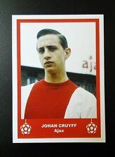 """Holanda-Ajax-Johan Cruyff-Retro Navidad 'etiqueta de regalo/tarjeta de fútbol"""""""