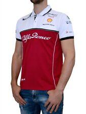 Alfa Romeo Racing Team - Herren Team Poloshirt - Gr. S - XXL *