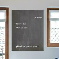 60×200cm Blackboard Removable Vinyl Wall Sticker Chalkboard Decal Chalk Board AU