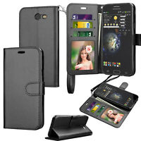 For Samsung Galaxy J7 Sky Pro/J7 Perx/J7 V Wallet Leather Phone Case Stand Cover