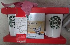 Starbucks Mugs and Veranda Blonde Coffee Set NWT NEW