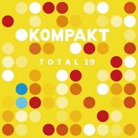 V.A.-KOMPAKT TOTAL 19-IMPORT 2 CD WITH JAPAN OBI E78