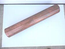 "6 Inch / 6"" Type L Copper - 3 Foot Length / 36"" -  Moonshine Still Flute Column"