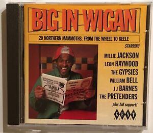 VARIOUS Big In Wigan Northern Soul Casino CD