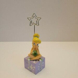 Disney Tinkerbell from Peter Pan Photo/ Letter/ Paper Holder / Weight