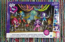 My Little Pony Equestria Girls Minis School Dance Collection Movable Dolls NEW