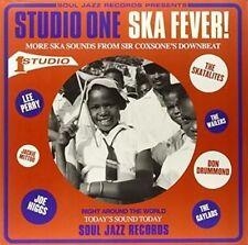 Various Studio One SKA Fever Double 2x Vinyl Record Reggae