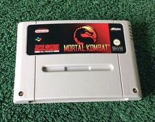 Nintendo SNES Acclaim PAL Video Games