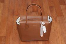 NWT Michael Kors $328 Studio Mercer Large Satchel Tote Handbag Luggage