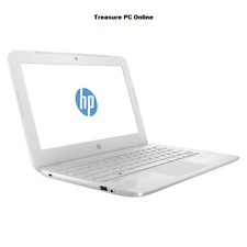 NEW HP Stream 11-ah120TU white Laptop 4WW15PA D-C N4000 4GB RAM 64GB SSD 11.6""