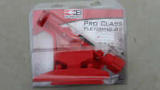ARCHERY FLETCHING JIG, HEAVY DUTY. ADJUSTABLE. STRONG. ACCURATE.STRAIGHT.HELICAL