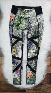 Calia Carrie Underwood Women's Size Medium Floral Leggings Limited Edition