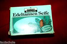 Original 70er Jahre Feinseife Sammler Seife Stück Edeltanne Deco Bad Kosmetik
