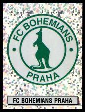 Panini Cesky (Czech) Fotbal 1997 - Logo Tymu FC Bohemians Praha No. 56