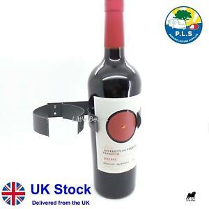 Caravan Motorhome Cocktail Cabinet Bar 2 Position Bottle Glass Holder - MI322