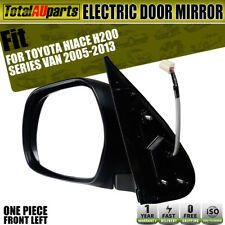 Front Left Power Electric Side Mirror for Toyota Hiace H200 Series Van 2005-2013