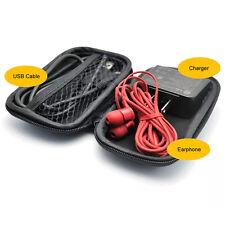 Mini Hart Aufbewahrungskiste Tragetasche Tasche für Kopfhörer Powerbank
