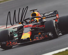 MAX VERSTAPPEN SIGNED RED BULL RACING F1 FORMULA 1 8X10 PHOTO reprint