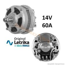 14v 60a generatore Iskra Deutz Ahlmann Gehl... 11.201.292 ia0292 aak2301 0118060kz