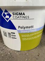 12,5 Liter Sigma Polymatt  abgetönt Portofrei Restposten (84)