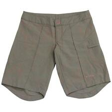Oakley DOMINATE Womens Boardshorts Size 6 US 10 AU Fawn Gray Boardies Shorts
