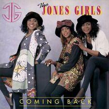 Jones Girls - Coming Back      new  cd   + bonustracks