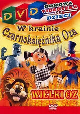 W krainie Czarnoksieznika Oza - Vol. 1 Wielki Oz (DVD) 1983 bajka POLSKI POLISH