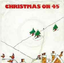 """Holly And The Ivy's - Christmas On 45 - 7"""" Single"""