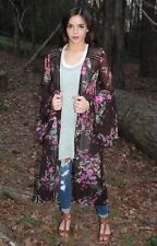 Blossoming Love Cardigan size Small