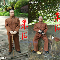 Chinese Leader Zhu De Action Figure 1/6 Scale Model In Stock In Box Collection