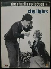 The Charlie Chaplin Collection - City Lights (2-Dvd Set, 2004) 1931 Region 1 Oop