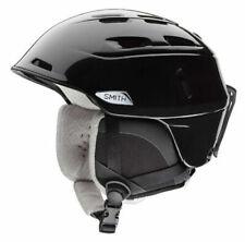 Smith Compass Women's Ski Snow Helmet Black Pearl Size M 55-59cm Ultimate Integr