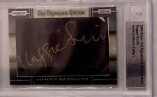 Harry Potter-Maggie Smith-Prof Minerva McGonagal-Authentic-Signed-Autograph Card