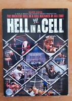 WWE Hell In A Cell 3 Disc Dvd Set 2008