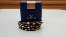 Swarovski Slake Deluxe Armband Mehrfarbig Schwarz Rosegold 5089699