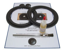 "2 Infinity 6.5"" Reference Six Midbass Speaker Foam Surround Repair Kit - 2A65"