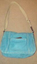 Relic Brand Turquoise canvas shoulder bag