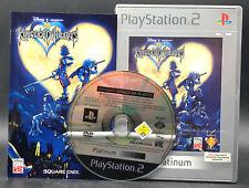 "PS 2 Playstation 2 Spiel "" KINGDOM HEARTS "" KOMPLETT"