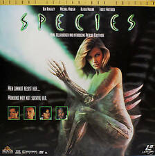 Sci-Fi, Fantasy Movie LaserDiscs