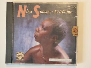 Let It Be Me von Simone,Nina   CD   Zustand gut