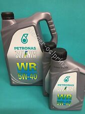 7 ltr. Petronas Selenia WR 5W-40 Motoröl Fiat 9.55535-N2 Mercedes MB 229.3 / VW