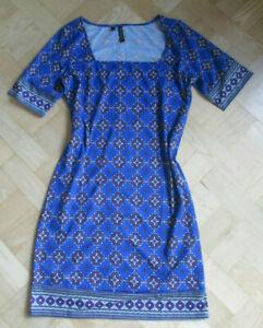 süßes Sommer-Kleid von Rainbow Gr. 38  ungetragen Carree-Ausschnitt