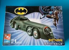 AMT Ertl BATMAN BATMISSILE Model Kit Sealed! Rare!