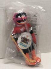 """McDonald's 11"""" NHL Hockey Muppets Plush Animal 1995 Sealed"""