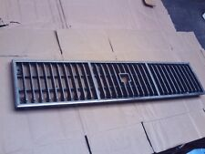 1981-1985 MERCURY LYNX OE FRONT GRILLE GRILL RADIATOR SCREEN COMPACT CRASH PARTS