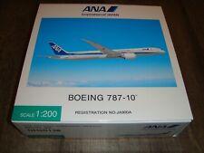 1/200 Hogan ANA Official Boeing 787-10 JA900A NH20138