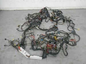 2016 15 17 18 MB AMG GTS GT S C190 Chassis Wiring Harness - Damaged #7226