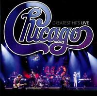 CHICAGO - GREATEST HITS LIVE   CD+DVD NEU